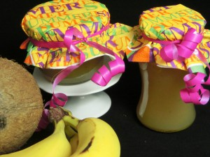 Kokos Banane Fruchtaufstrich_2